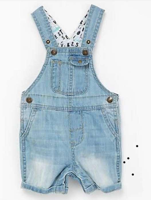 Overol Jeans de Niño