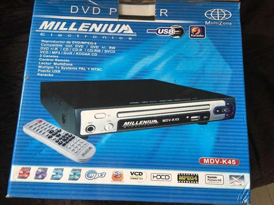 Dvd Millenium