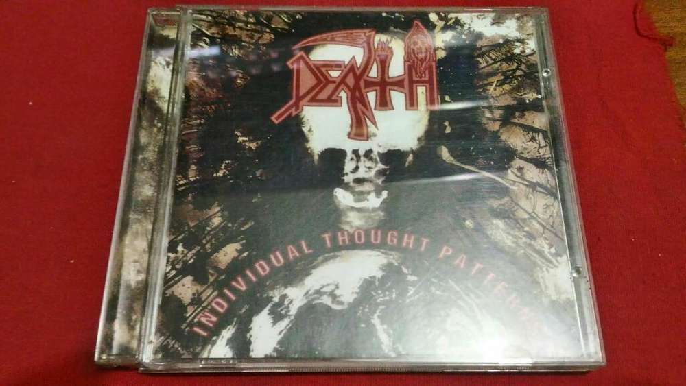 Death Individual Thought Patterns Cd
