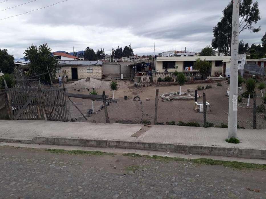 VENDO 805 M2 A UNA CUADRA DEL M. MAYORISTA AMBATO