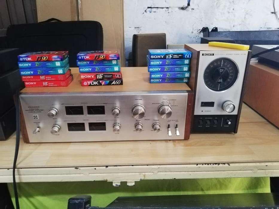 Cassetes Sony Tdk Nuevos