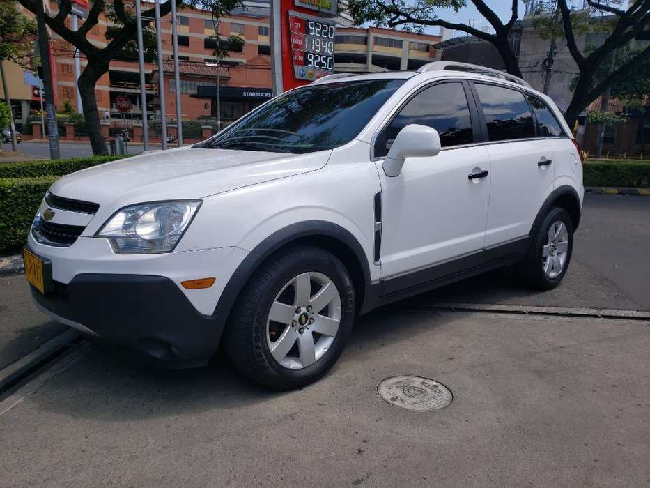 Chevrolet Captiva 2012 - 71258 km