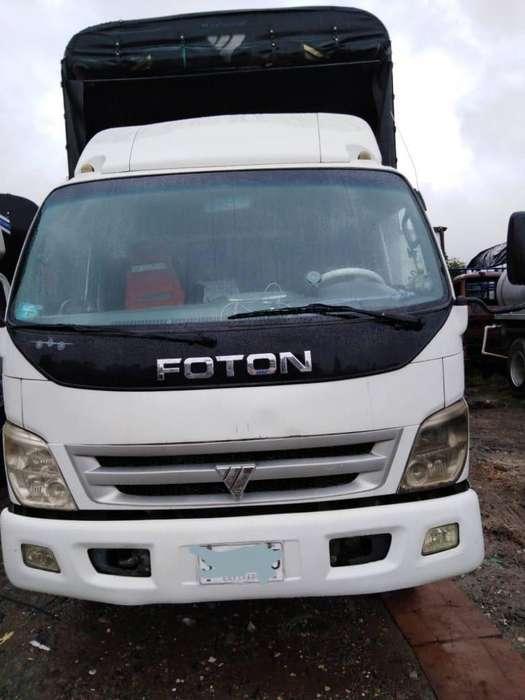 Vendo Foton 2011 estacas de 6.5 toneladas
