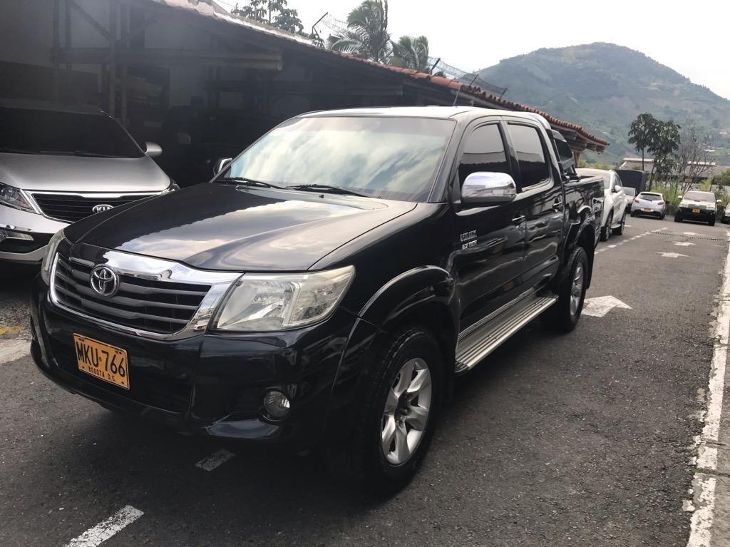 Toyota Hilux 2.7 Cc Gasolina.