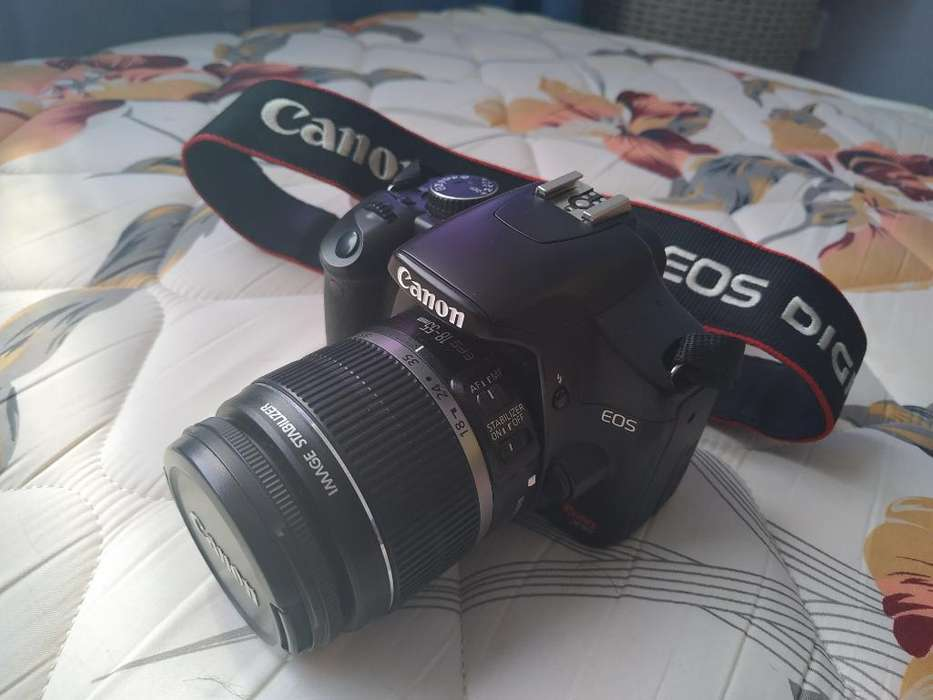 Camara Profesional Canon Xsi