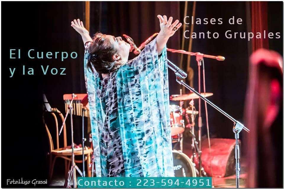 Clases de Canto / Clases de guitarra/Clases de Bajo/ Mar del Plata