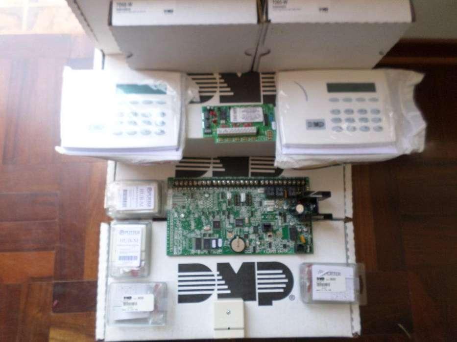 DMP POR KIT/PACK DE PANELES DE ALARMA SERIE XR 100 /150 /500/550 EXPANSORES MODELO 712 DE 8 ZONAS UL Y MAS