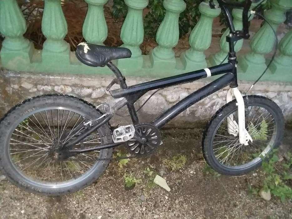 Vendo Bicicleta Buen Funcionamiento