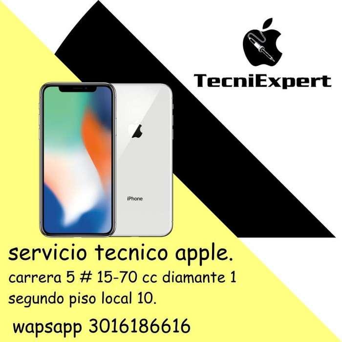 Servicio Tecnico Apple (iphone, ipad, apple watch,MacBook pro)