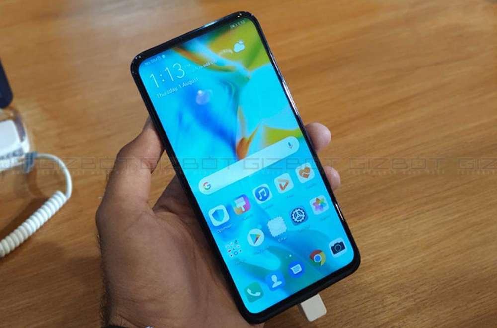 Vendo Celular Huawei Y9 Prime Negociable