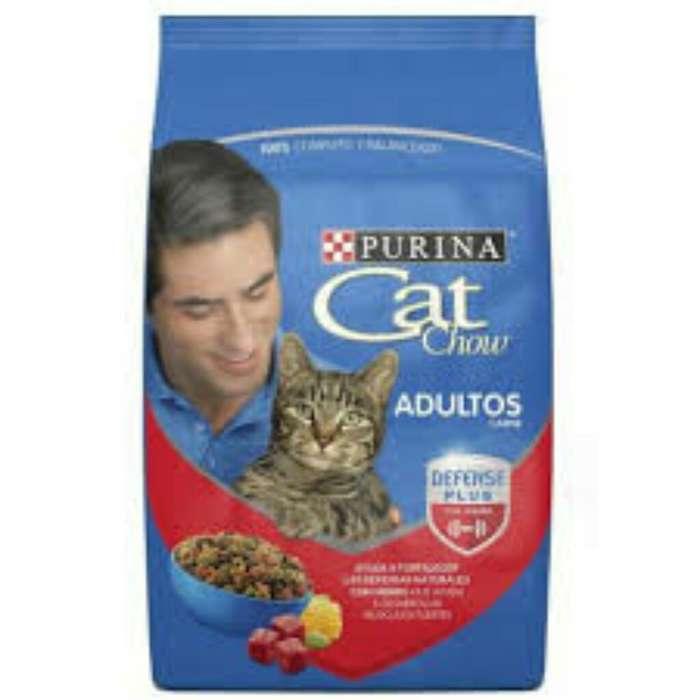 Cat Chow para Gatos Adultos 15 Kilos