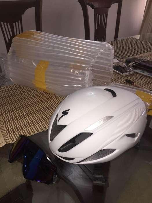 Casco Specialized Bici Gafas