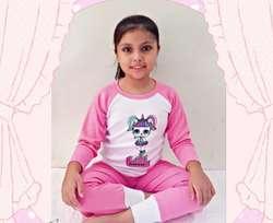 Pijamas de Nena
