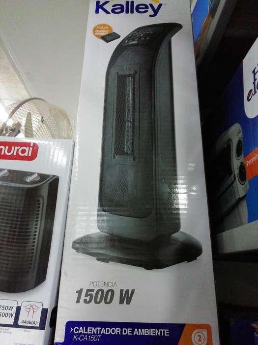 Calefactor en Promocion desde 65mil