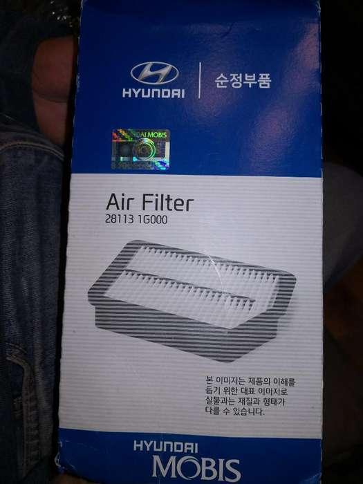 Filtro de Aire Hyundai Accent 1.6