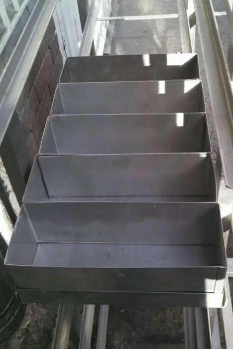 Moldes para Queso Fabricados en Acero