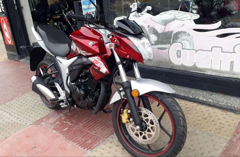 Moto <strong>suzuki</strong> Gixxer 150 Tipo Yamaha Motovega