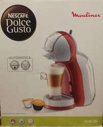 Cafetera Nescafe Dolce Gusto Mini Me