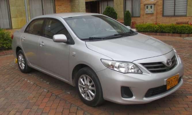 Toyota Corolla 2012 - 84000 km