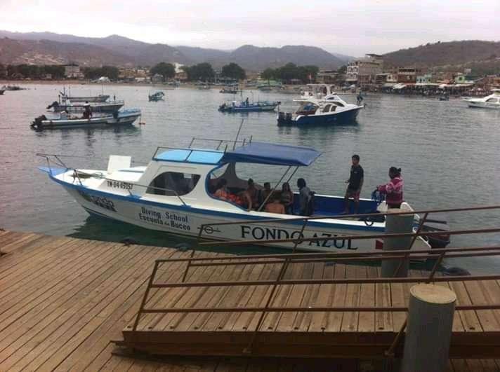 Bote de Turismo