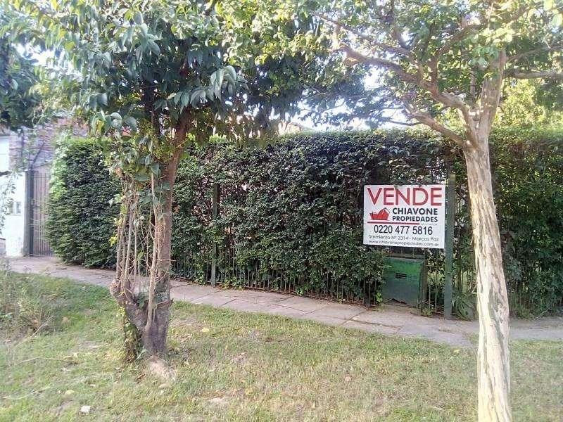 Casa en Venta, Alicia Moreau de Justo Nº486, Marcos Paz, Cod.2269