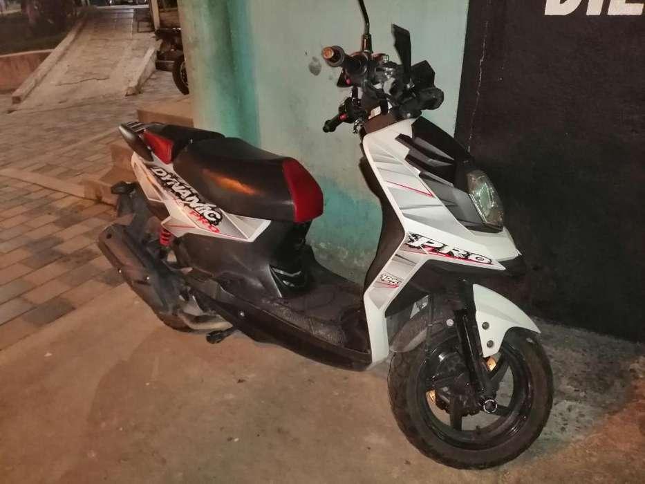Moto Dynamic Pro Akt 125
