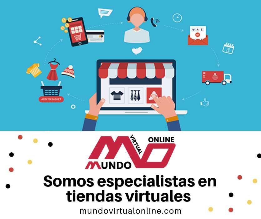Creación de tiendas virtuales