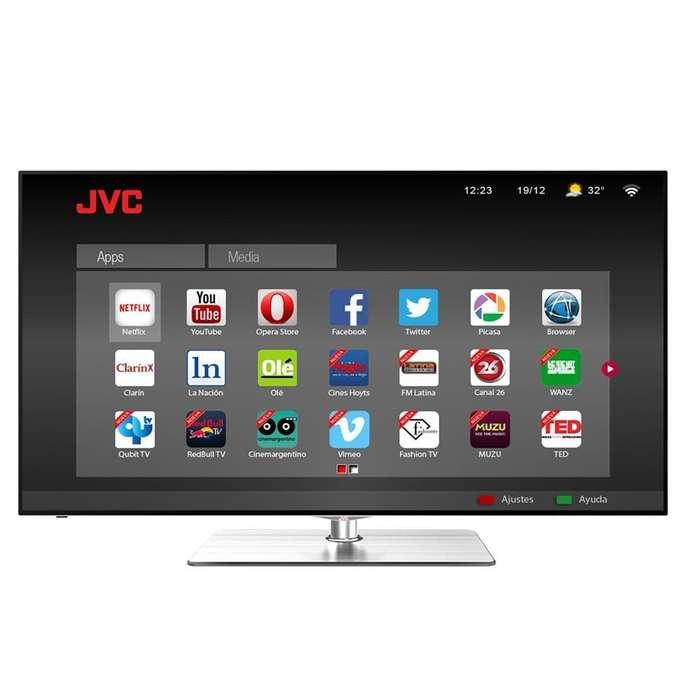 TV LED SMART JVC 42 PULGADAS CON GARANTíA VIGENTE