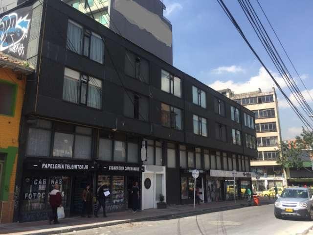 VENTA DE HOTEL EN CHAPINERO CHAPINERO BOGOTA 152-1205