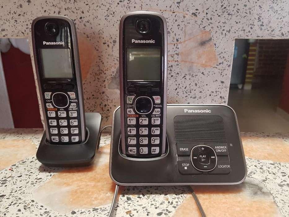 Telefono Panasonic 2 Bases