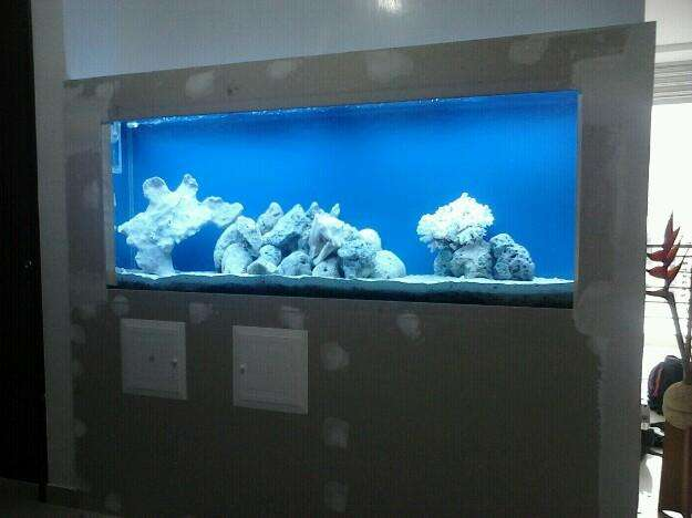 restauramos arreglamos acuarios toda clase