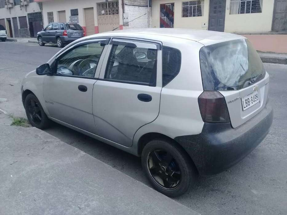 <strong>chevrolet</strong> Aveo 2008 - 170 km
