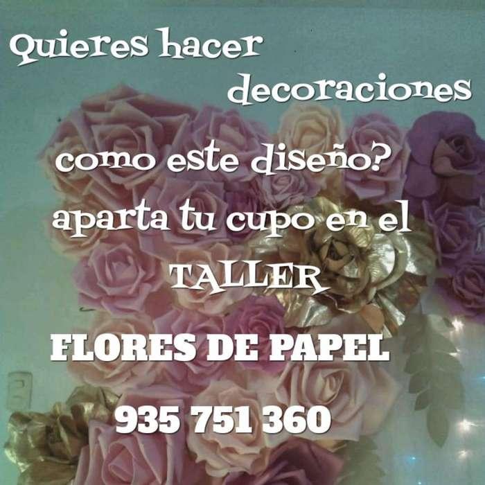 Taller Flores