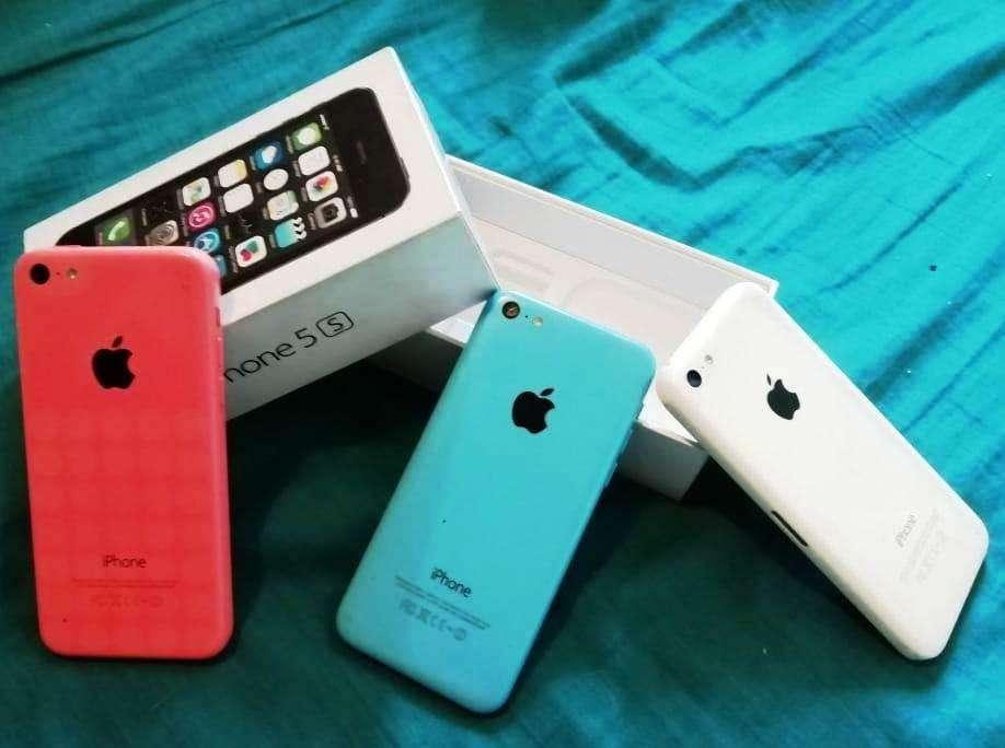IPHONE 5c Libre Todo Operador