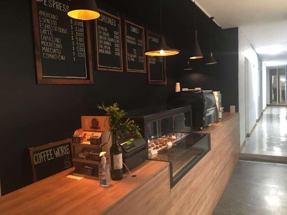 Arriendo cafe Av Nutibara (laureles)