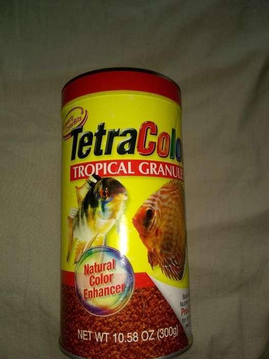 Comida para Peces Tetracolor