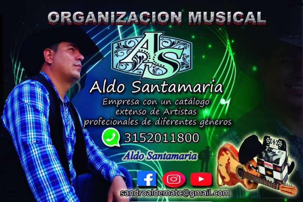 Aldo Santamaria Org. Music