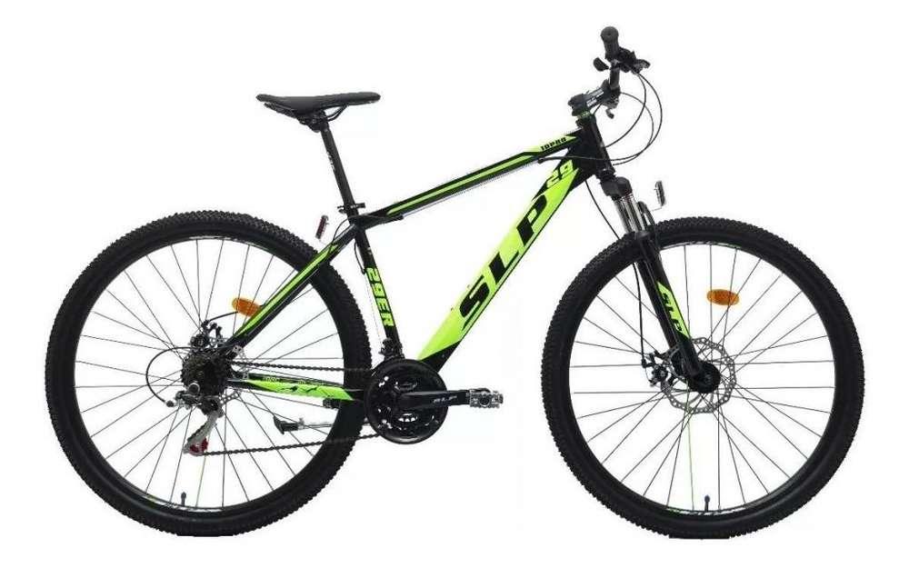 Bicicleta Mtb Slp 10 Pro 2019 R29 (AHORA 12)