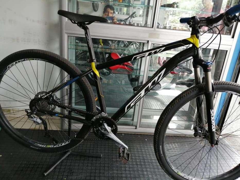Vendo Bicicleta GW Wolf - rin 29