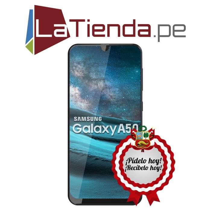 Samsung Galaxy A50 - 1080 x 2340 pixels