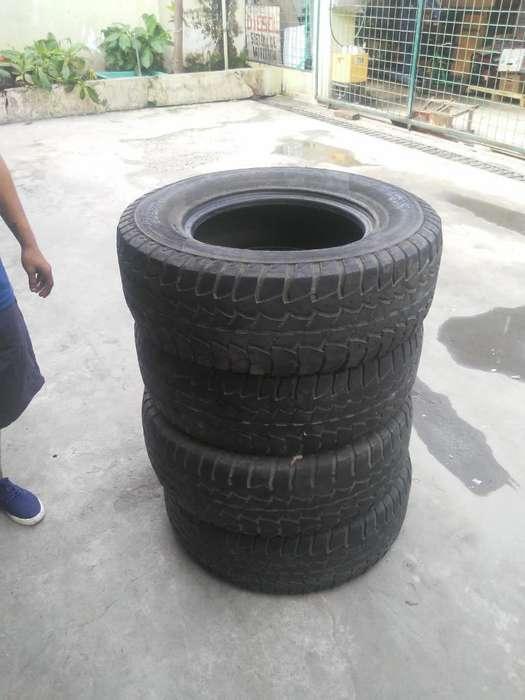 Venta de <strong>llanta</strong>s 255/70 R 16 111 S