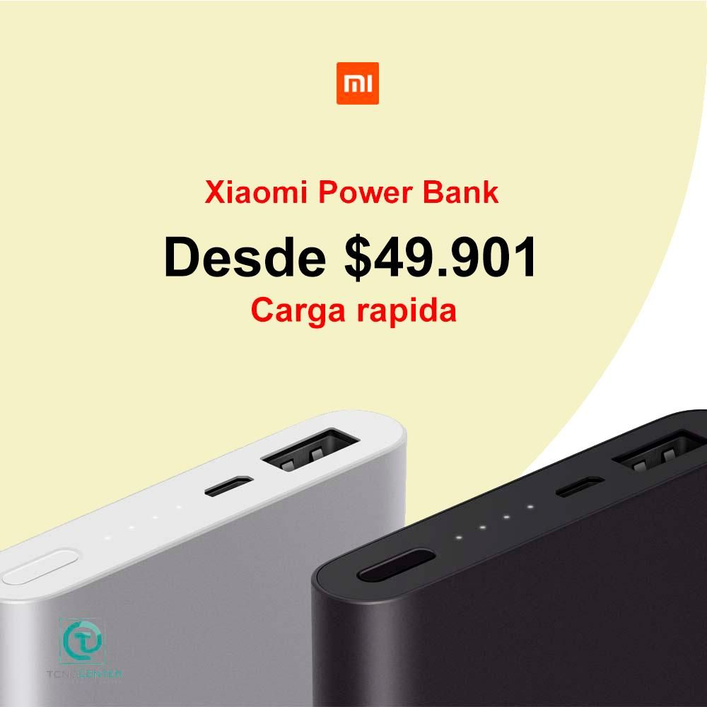 Xiaomi Power Bank, nuevas, originales, con garantia, Tienda Fisica, te esperamos.
