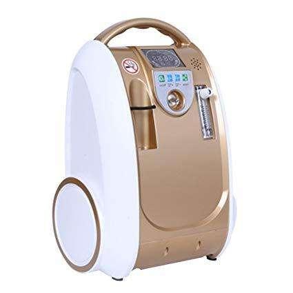 Concentrador De Oxigeno Portatil marca kyi a bateria recargable . nuevo importado americano.