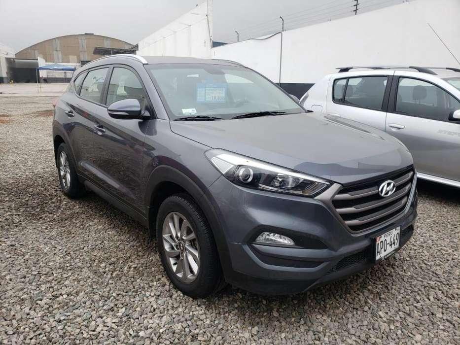 Hyundai Tucson 2015 - 32000 km