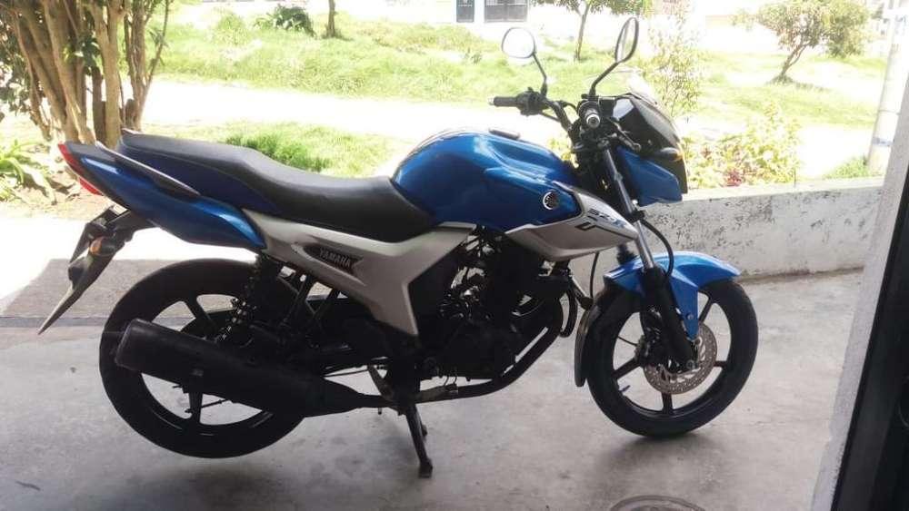 Moto Szr 150 Yamaha
