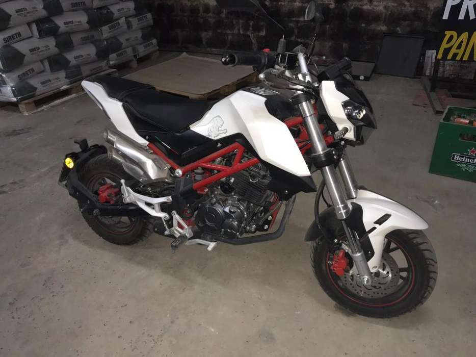 Benelli Tnt 135 Solo 500Km Impecable