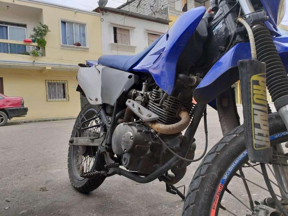 de Oportunidad Moto Sukida Skr 200