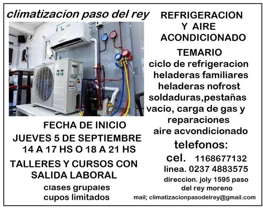 TALLER DE REFRIGERACION Y AIRE ACONDICIONADO
