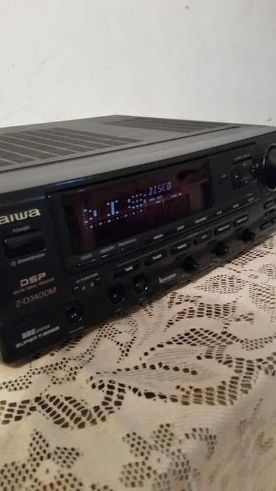 Equipo de Sonido Aiwa Z3400 M