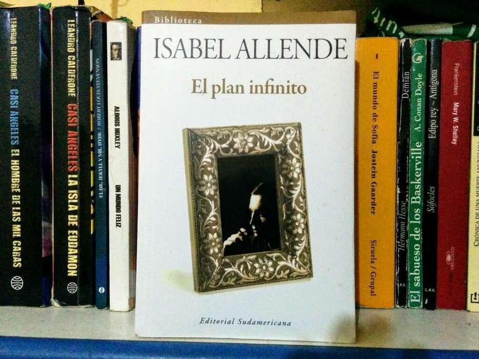 Isabel Allende - El Plan Infinito